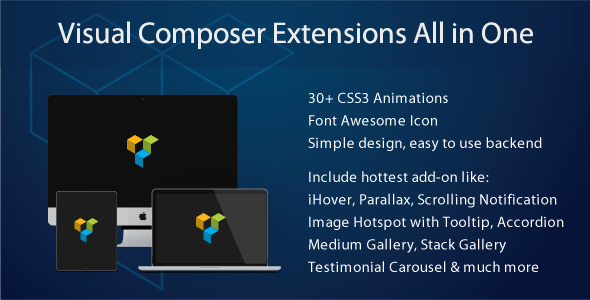 Visual Composer Extensions All In One