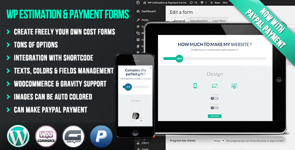 Flat Estimation & Payment Forms